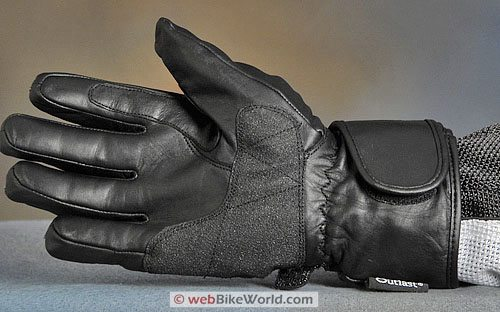 Roadgear Multi-Season Adaptive-Tec Gloves - Bottom View