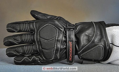 Roadgear Multi-Season Adaptive-Tec Gloves - Top View