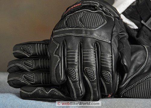 Roadgear Multi-Season Adaptive-Tec Gloves - Stitching