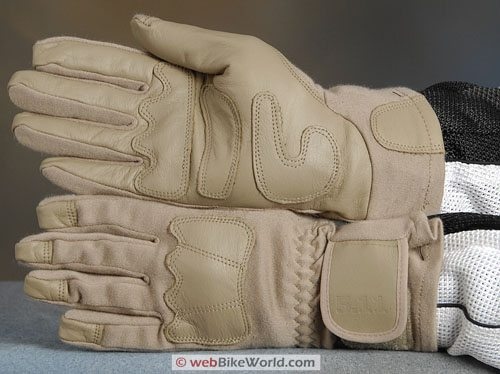 Tactical Gloves - Tac-NFOE, Top and Bottom