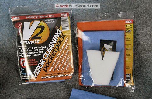 V2 Sponge - Retail Pack