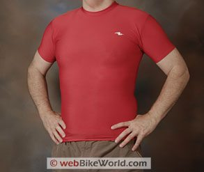 Wal-Mart Athletic Works Moisture Wicking T-shirt - Front