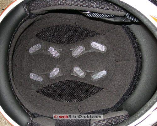 Airoh TR1 Motorcycle Helmet - Liner