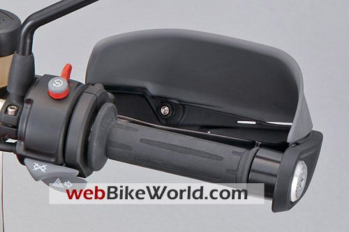 New Style BMW R 1200 GS Hand Guard