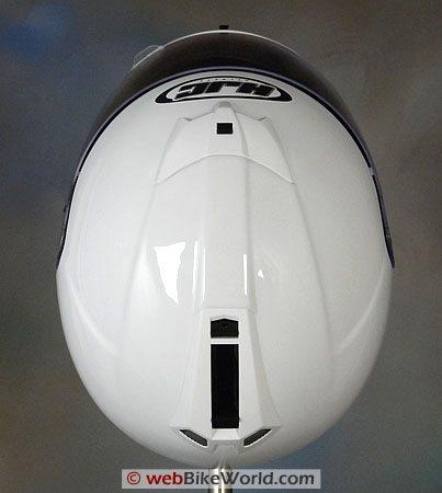 HJC FS-10 - Top View