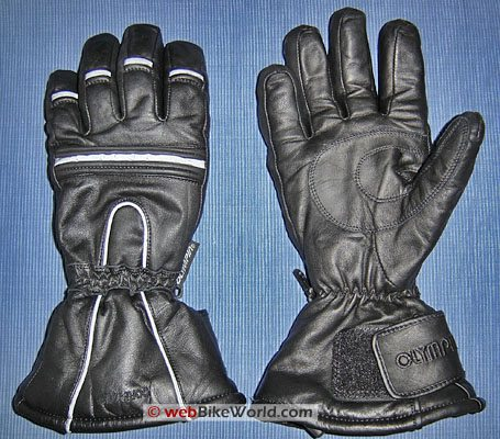Olympia Gore-Tex All-Season Motorcycle Gloves