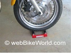 Rollastand front