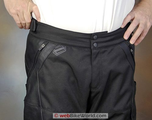 Shift Havoc Pants - Waist