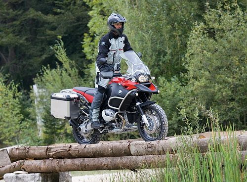 2008 BMW R 1200 GS Adventure - On the Trail