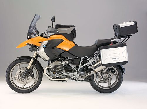 2008 BMW R 1200 GS - Luggage