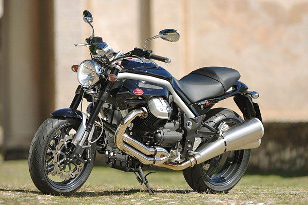 2008 Moto Guzzi Griso 8V