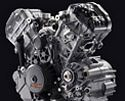 KTM RC8 - Engine