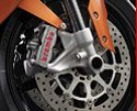 KTM RC8 Front Wheel
