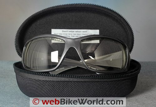 Panoptx Taku Men's Motorcycle Sunglasses