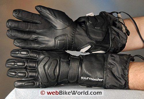 Tourmaster Synergy Gloves
