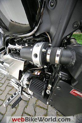 Triumph Rocket 3 Turbocharger