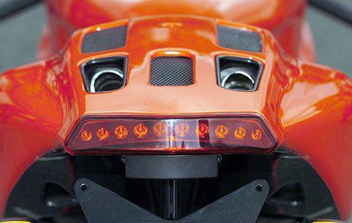 Ducati RR Tail