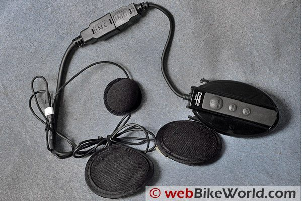 IMC Camos BHS-600 Motorcycle Bluetooth Intercom