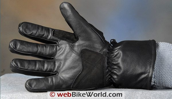 Orina 118 Motorcycle Gloves - Palm