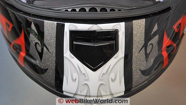 Shark RSX Helmet - Chin Vent