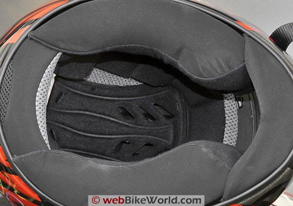 Shark RSX Helmet - Liner