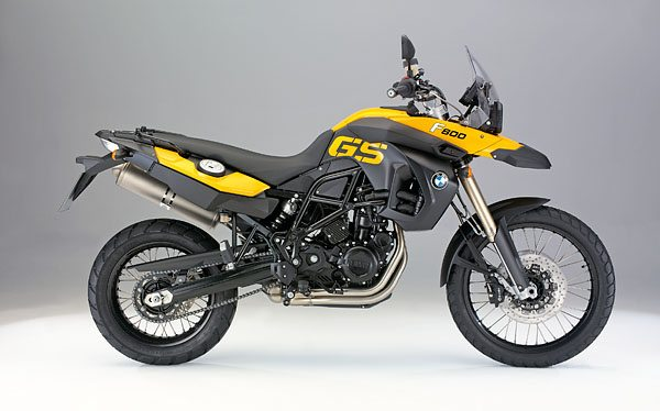 BMW F 800 GS - Right Side
