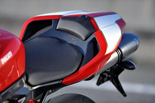 Ducati 1098 R - Tail Section