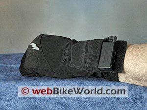 Warmthru Battery Heated Glove Liners - Battery