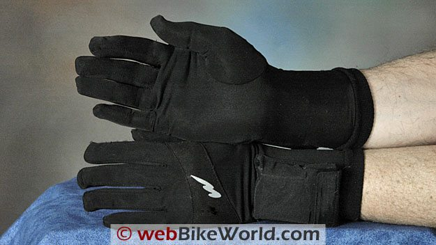 Warmthru Battery Heated Glove Liners