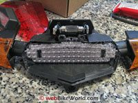 Heavycycles LED Brake Light