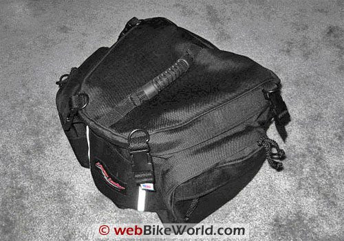 Luggage Locker Tank Bag