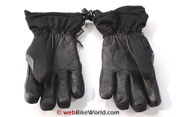 Olympia 4298 Gore-Tex 2in1 Commander Gloves - Palms