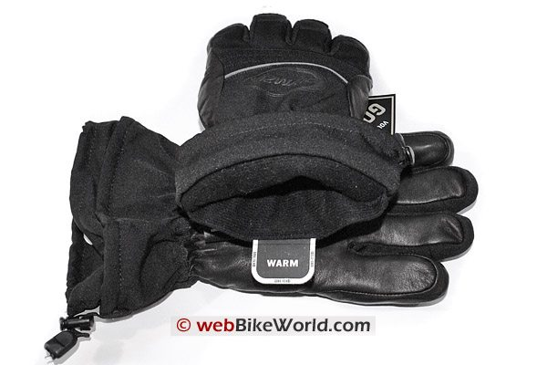 Olympia 4298 Gore-Tex 2in1 Commander Gloves - Warm