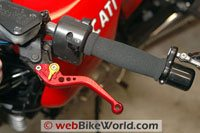 Pazzo Adjustable Levers