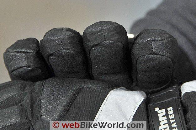 Warmthru Battery Heated Gloves - Fingertips