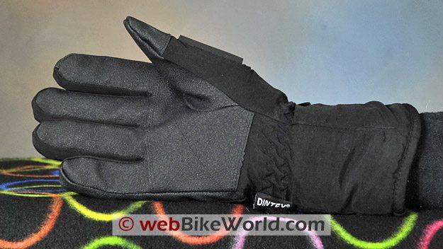 Warmthru Battery Heated Gloves - Palm