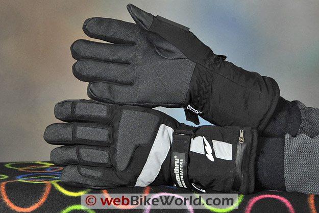 Warmthru Battery Heated Gloves