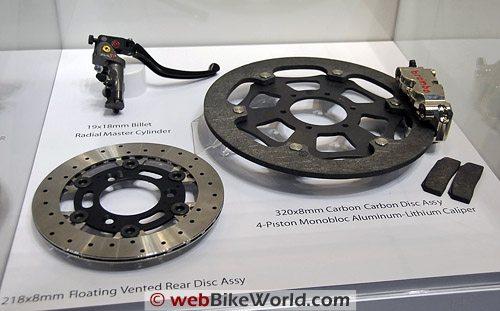 Brembo MotoGP Brakes