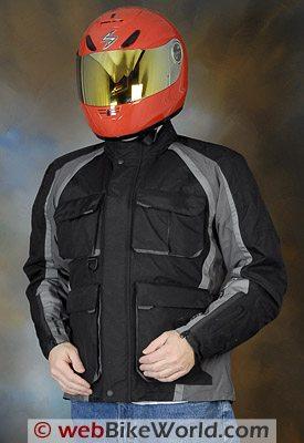 Firstgear TPG Rainier Jacket - Front