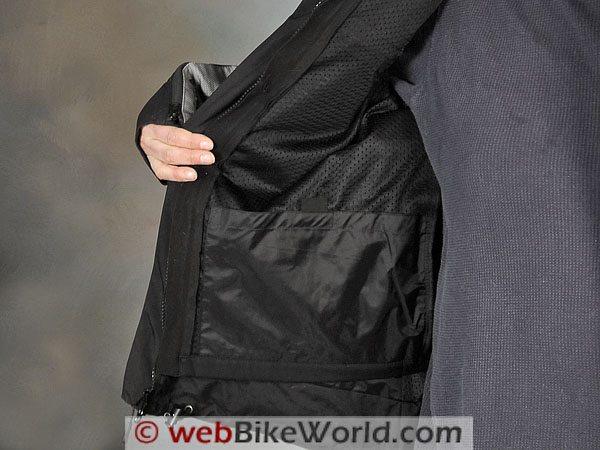 Firstgear TPG Rainier Jacket - Liner