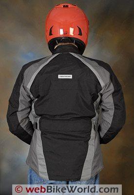 Firstgear TPG Rainier Jacket - Rear