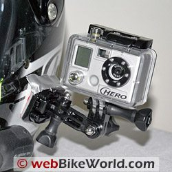 HERO Camera Video Camera Helmet Mount