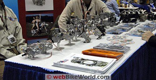 Mikuni Carburetors