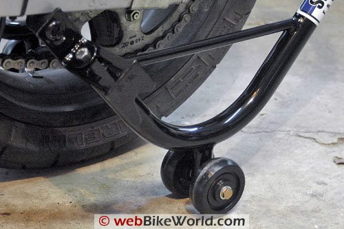 Rear Stand Wheels