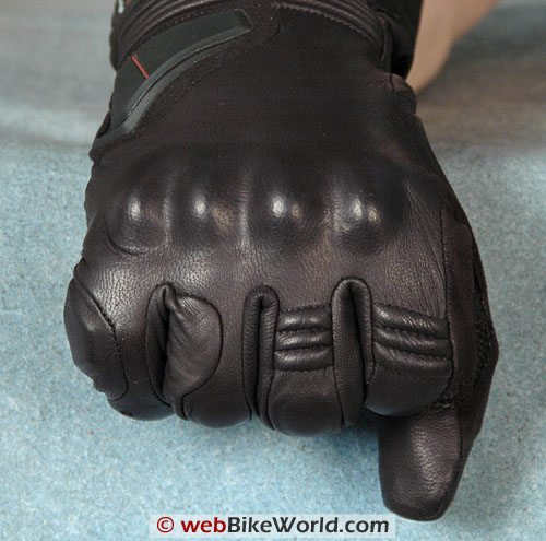 REV'IT! Fahrenheit Gloves - Knuckles Close-up