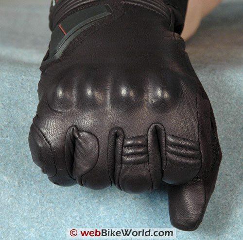 REV'IT! Fahrenheit Gloves - Knuckles Close-up