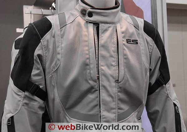 REV'IT! Sirocco Jacket - Chest Close-up