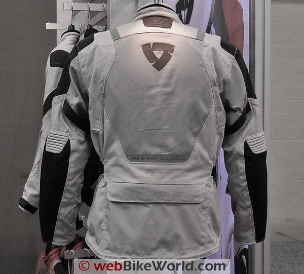 REV'IT! Sirocco Jacket - Rear