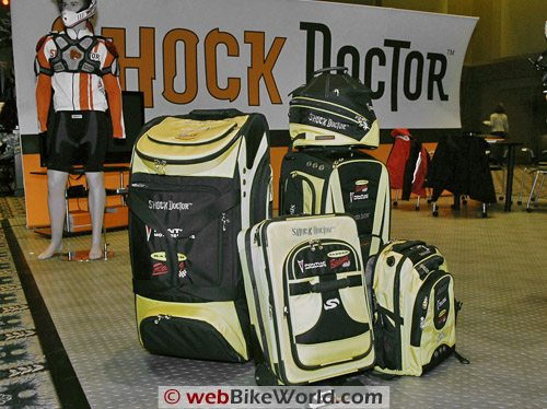 Shock Doctor Luggage