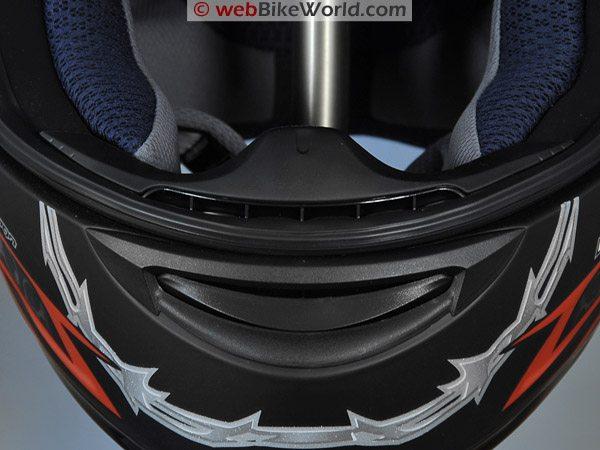 SparX S-07 Helmet - Chin Vent